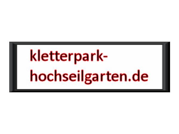 Logo Kletterpark Hochseilgarten